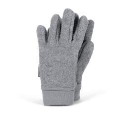 Jungen Handschuhe Fingerhandschuh Fleece, Grau - 4331410g