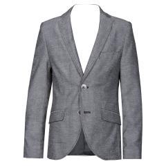 Jungen Blazer Slim Fit G.O.L. grau (ohne Hemd, Krawatte und Weste) - 3545605