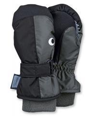 Jungen Fäustlinge Fausthandschuh Thermo-Handschuh Fisch, grau - 4321604