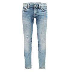 Jungen Jeans Hose 335 Tavio Slim Fit Jeans, blau - 2347