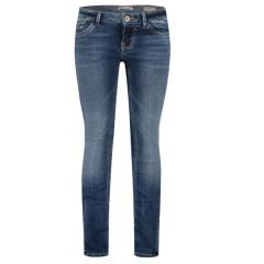 Mädchen Jeans Hose 510 Sara super Slim, blau - 2450