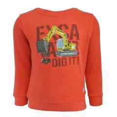 Jungen Sweater Pullover Bagger, rot - 75111170