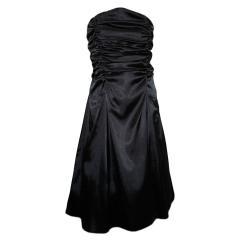 Abendkleid Mädchen Festkleid, schwarz
