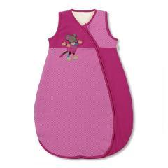 Schlafsack Baby Mädchen Maus, pink