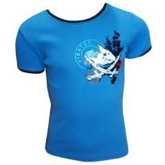 Capt´n Sharky Unterhemd Jungen, blau - 535534