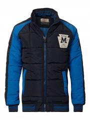 Jungen Jacke Winterjacke Anorak, blau - B-FW18-JAC116
