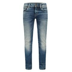 Jungen Jeans Hose 335 Tavio Slim Fit Jeans, blau - 2475