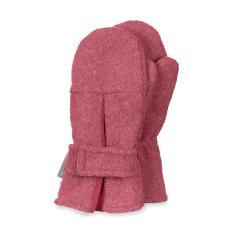 Mädchen Fäustlinge Handschuhe Fleece, rot - 4301430