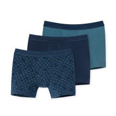 Schiesser Jungen Shorts marine - 163878