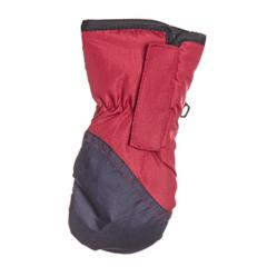 Fäustlinge Kinder Handschuhe Mädchengefüttert, rot - 9506918r