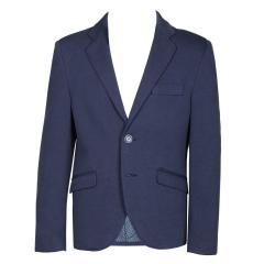 Blazer Jungen festliche Jacke Jacket einfarbig, blau (ohne Hemd und Fliege) - 3545300