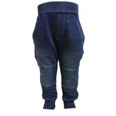 Baby Jungen Hose, blau - 394040