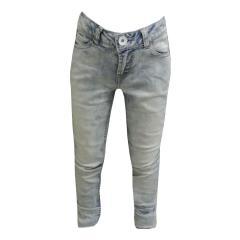 Mädchen Jeans Hose 510 Sara super Slim, blau - 14962