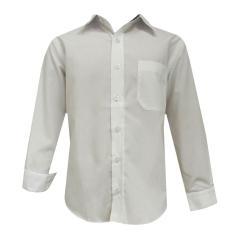 Jungen festliches Hemd, weiß - S63432
