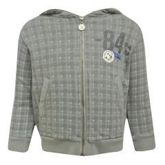 Baby Jungen Jacke Sweater, Grau - 302106