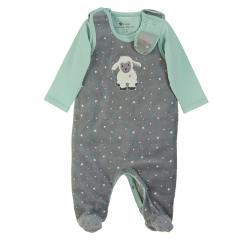 Styledress Unisex Baby-Strampler aus Baumwolle f/ür M/ädchen /& Jungen//Babystrampler Langarm Baby Schlafanzug f/ür Neugeborene /& Kleinkinder in vielen