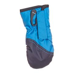Fäustlinge Kinder Handschuhe Jungen gefüttert, blau - 9506918b