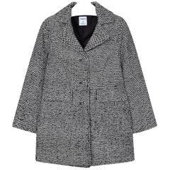 Mädchen Mantel lang, Grau - 7.478g