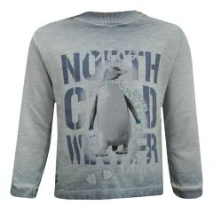 Kids Mädchen Sweater, jeans - 302094