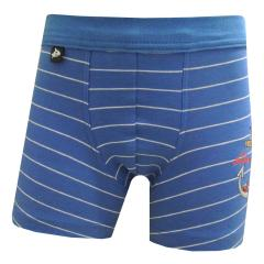 Shorts Shorty Capt'n Sharky Jungen gestreift, blau