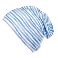 Jungen Sommermütze, Slouch-Beanie, blau, LSF 50+ - 1521901