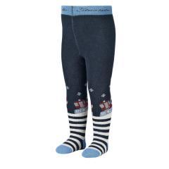 """Jungen Baby Thermo-Strumpfhose gefüttert """"Schneeschieber"""", marineblau - 8721901"""