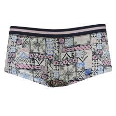 Shorts Panty Mädchen gemustert, blau
