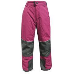 Outburst Mädchen Skihose Schneehose Wasserdicht 10.000 mm Wassersäule, brombeer - 4504216