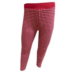 Mädchen Legging, rot