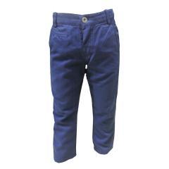 Thermo Stoffhose für Jungen, blau