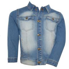Jeansjacke Jungen, blau