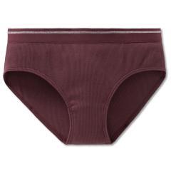 Mädchen Slip Panty Unterhose, rot - 163232