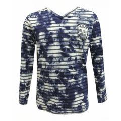 Teens Jungen Langarmshirt, blau T63609