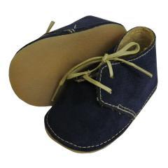 Baby Schuhe Junge, blau - 9359