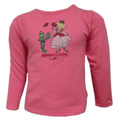 Prinzessin Lillifee T-Shirt Langarm Mädchen, pink