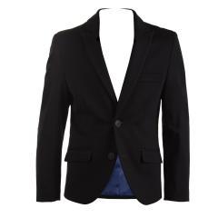 Blazer Jacke Jungen festlicher Jungenblazer, schwarz (ohne Hemd und Fliege) - 3539800