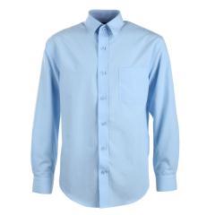 Jungen Festliches Hemd langarm, hellblau - 5511900