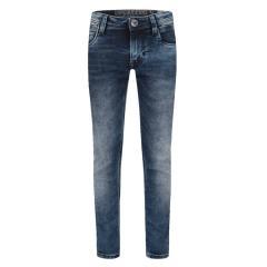 Jungen Jeans Hose 350 Lazlo Regular Jeans, deep blue - 7559
