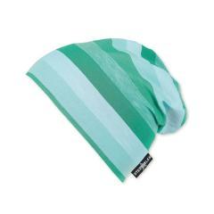Jungen Sommermütze Slouch-Beanie, UV-Schutz 30, grün - 1521903