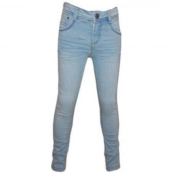 Jungen Jeans Slim geschnitten, hellblau
