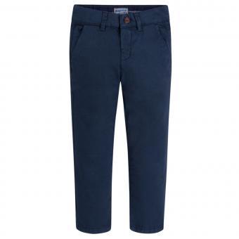 Jungen festliche Stoffhose, dunkelblau - 512