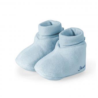 Baby Schuhe Jungen gefüttert, blau - 5101605-bleu