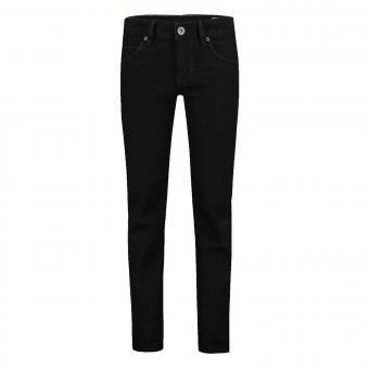 Jungen Jeans Hose 335 Tavio Slim Fit Jeans, schwarz - 1613