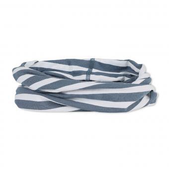 Jungen Baby Loop Allrounder, UV-Schutz 50+, graublau-weiß - 1521750