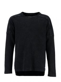 Jungen Sweater Langarmshirt, grün - H73610