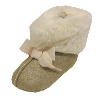 Baby Schuhe Mädchen, beige