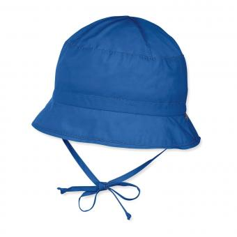 Jungen Sonnenhut Fischerhut einfarbig, kristallblau - 1501450