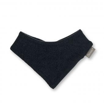 Jungen Dreiecktuch Halstuch mit Klettverschluss, dunkelblau - 4001750-marin