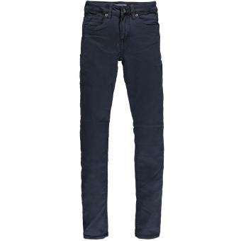 Jungen Hose Jeans aus JOG-DENIM verstellbarer Bund Xandro Superslim Fit 320-292 Ease Denim Dark Moon
