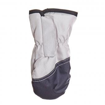 Fäustlinge Kinder Handschuhe Mädchengefüttert, weiß - 9506918w
